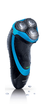 Philips electric shaver aquatouch