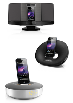 Latest range of speakers for iPhone 5