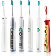 Sonicare electric toothbrush